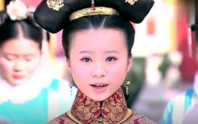 美人无泪:看到心机女头上的饰品,皇后知道皇上已经不爱自己了!