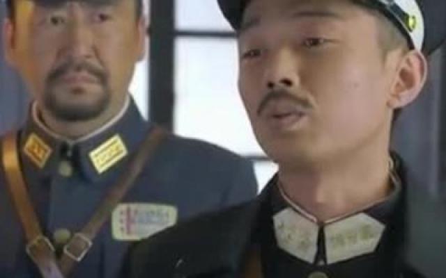 决战江桥:马占山怒扇警察处长耳光,好霸气