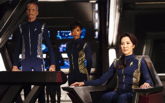 《星际迷航:发现号》第一季 预告片