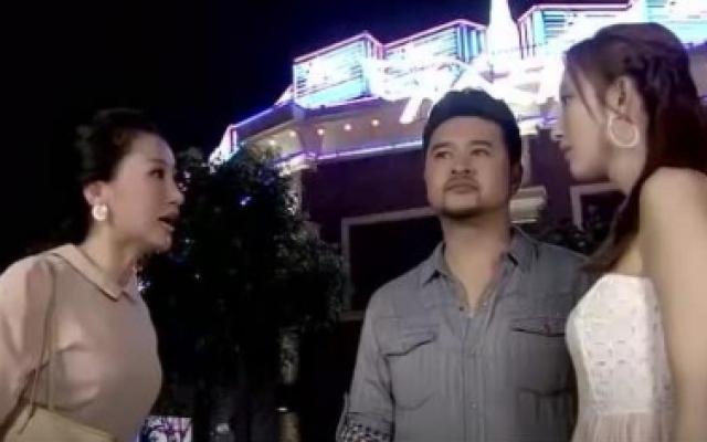 恋爱相对论:陈小鹏刚离完婚,路上与天娜秀恩爱被撞见,前妻秒变脸