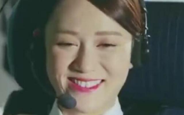 陈乔恩与郑恺结缘《壮志高飞》甜蜜啵啵秀恩爱 空姐机长爱情