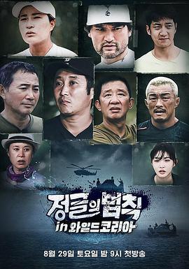 丛林的法则:韩国国内篇