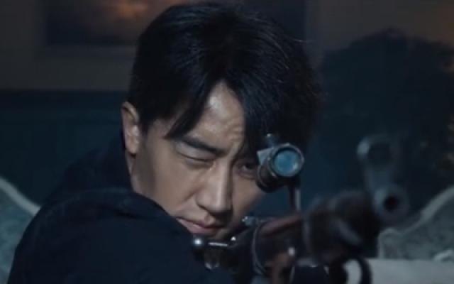 《瞄准》片花:狙击高手精彩对决,黄轩对刚反派陈赫
