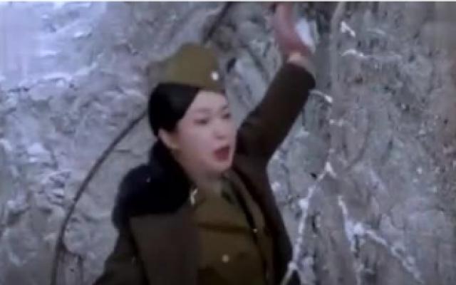 林海雪原:金星大战少剑波,坠崖身亡,临终遗言:你个损色 !