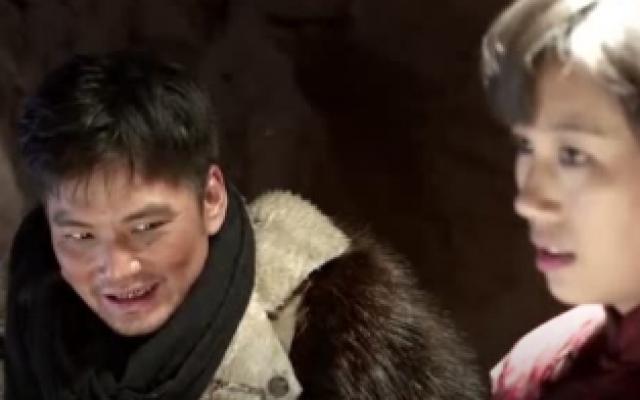 林海雪原:一撮毛对自己嫂子起了歹意,还把栾平老舅杀了,真狠啊