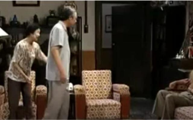 我爱我家:老傅到胡学范家里做客,这段戏真有趣!